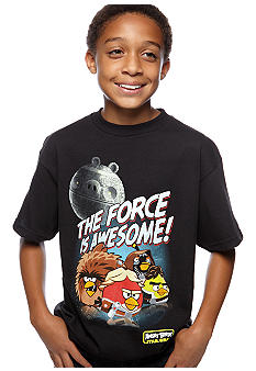 Angry Birds & Star Wars Screen Tee Boys 8-20