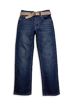 Red Camel Boys Slim Fit Straight Jeans Boys 8-20