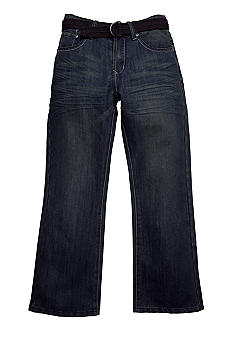 Red Camel Boys Slim Fit Low Boot Cut Jeans Boys 8-20