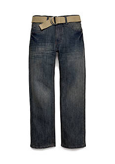 Red Camel David Straight Leg Jeans Boys 8-20