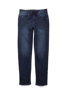 Red Camel Knit Flex Jeans Boys 8-20