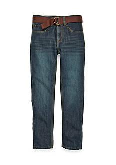 Red Camel Belted Stuart Slim Jeans Boys 8-20