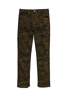 Red Camel Camo Twill Pants Boys 8-20