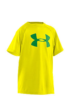 Under Armour Logo Tech Tee Boys 8-20