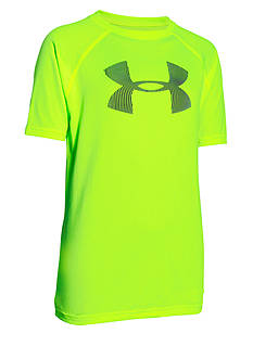 Under Armour Big Logo Tee Boys 8-20
