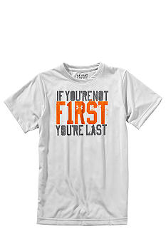 Under Armour 'Not First, Last Tee' Boys 8-20