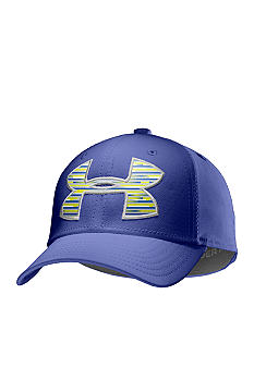 Under Armour Big Logo Stretch Fit Cap Boys 8-20