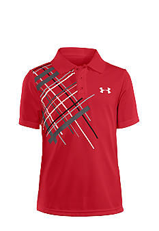Under Armour Forged Polo Boys 8-20