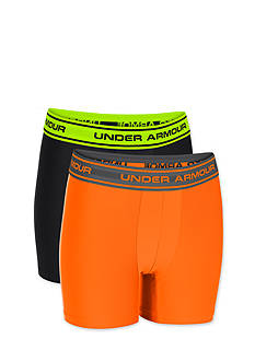 Under Armour HeatGear BoxerJock 2-Pack Boys 8-20
