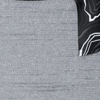 Boys T-shirts: Steel Under Armour Big Logo Novelty Tech Tee Boys 8-20
