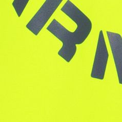 Boys Hoodies: High-Vis Yellow/Graphite Under Armour Logo Tech Hoodie Boys 8-20