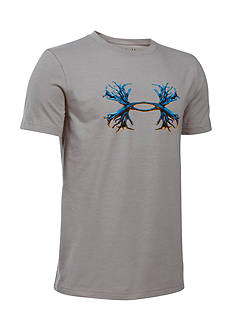 Under Armour Antler Logo Tee Boys 8-20