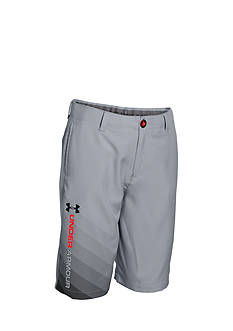 Under Armour Fade Right Golf Shorts Boys 8-20