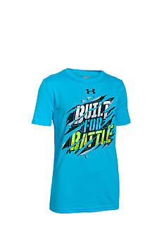 Under Armour 'Built For Battle' Tee Boys 8-20