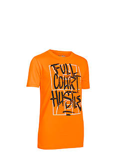 Under Armour 'Full Court Hustle' Tee Boys 8-20