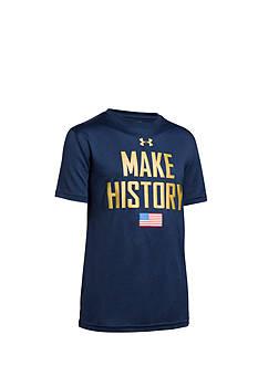Under Armour Americana Make History Tee Boys 8-20