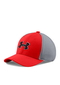 Under Armour Golf Classic Mesh Cap Boys 8-20