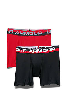 Under Armour Original Series Boxerjock 2-Pack Underwear Boys 8-20