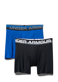 Under Armour 2-Pack Original Series Boxerjack® Boys 8-20