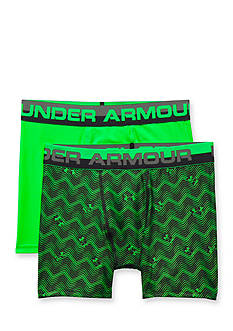 Under Armour Original Series Boxerjock Novelty 2-Pack Boys 8-20