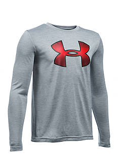Under Armour Novelty Big Logo Tee Boys 8-20