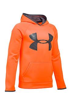 Under Armour Storm Armour Fleece Highlight Big Logo Hoodie Boys 8-20