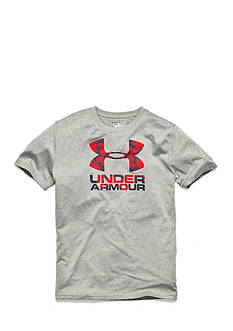 Under Armour Lock Up Tee Boys 8-20
