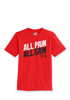 Under Armour 'All Pain' Tee Boys 8-20