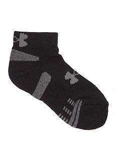 Under Armour HeatGear® Low Cut 3-Pack Socks Boys 8-20