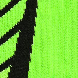 Boys Underwear: Hi Vis     Yellow /   Black Under Armour Undeniable Crew Socks Boys 8-20