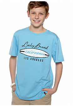 Lucky Brand Surfboard Tee Boys 8-20