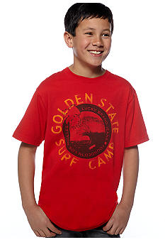 Lucky Brand Golden Surf Tee Boys 8-20