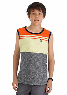 Lucky Brand Stripe Tank Boys 8-20