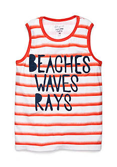 Lucky Brand Beaches Tank Boys 4-7