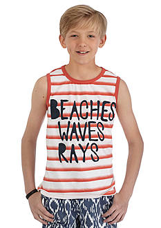 Lucky Brand Rays Tank Boys 8-20