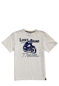 Lucky Brand Big Isle of Man Tee Boys 4-7