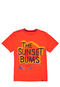 Lucky Brand Sunset Bums Tee Boys 4-7