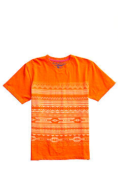 Lucky Brand Playa Printed V-Neck Tee Boys 8-20