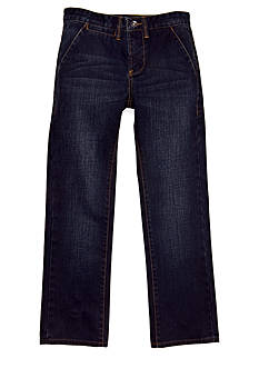 Lucky Brand Sherman Billy Straight Jean Boys 4-7