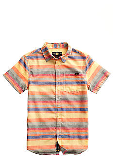 Lucky Brand Coba Striped Woven Shirt Boys 8-20