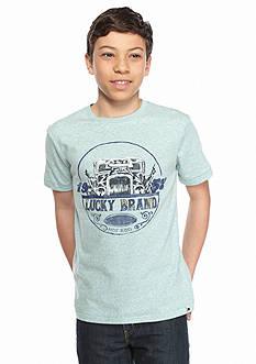 Lucky Brand Fast Lane Tee Boys 8-20