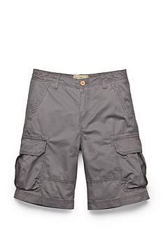 Lucky Brand Solider Cargo Shorts Boys 4-7