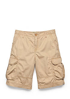 Lucky Brand Solider Cargo Shorts Boys 4-7