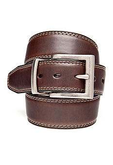 J Khaki 30MM Reversible Stitched Belt Boys 4-20