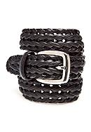 J Khaki™ 25MM Weave Braided Belt Boys 4-20