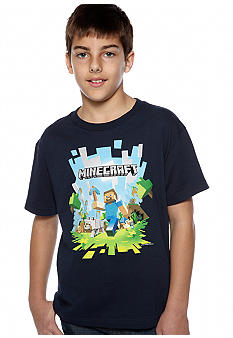 Minecraft Minecraft Adventure Tee Boys 8-20