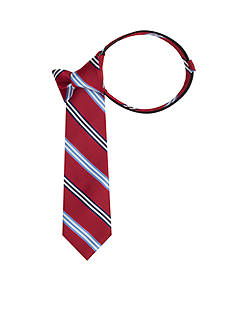 IZOD Striped Zip Tie Boys 2-7