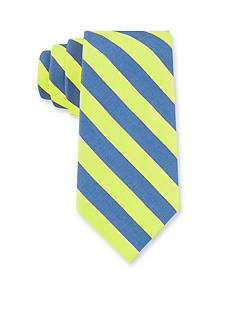 IZOD Neon Bar Stripe Tie Boys 4-20