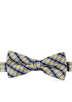 IZOD Prep Plaid Bow Tie Boys 4-20