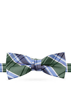 IZOD Steven Plaid Bow Tie Boys 4-20